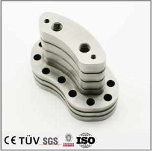 ステンレス金属部品、鋼管精密加工、表面メッキ処理などの機械パーツ