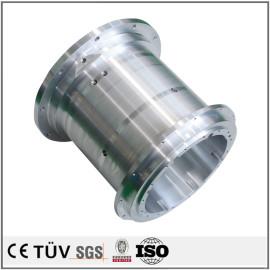 アルミ材質 、大連メーカー金属カスタム加工、高精密設備