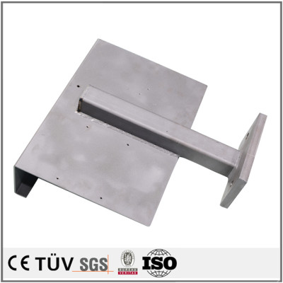 工業溶接部品、精密加工、表面がメッキ処理などの高品質溶接パーツ