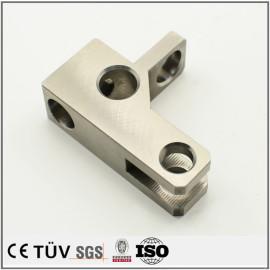 大連製造精美ステンレス金属部品、マシニングセンター加工、表面メッキ処理などの高精密設備