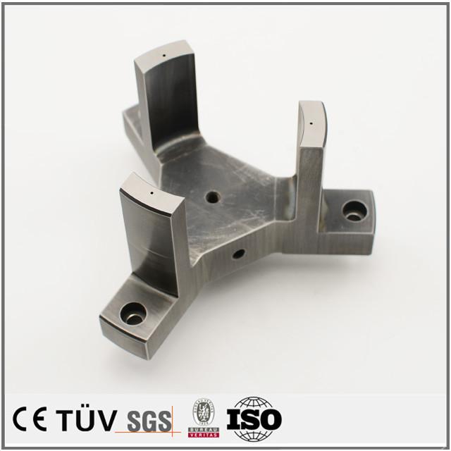 ステンレス金属部品、マシニングセンター加工、アルマイト処理などの高精密設備