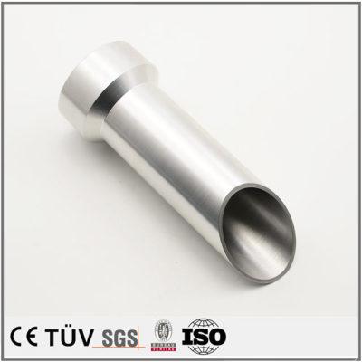 アルミ板、アルミ管などの金属機械部品精密加工、大連メーカー加工