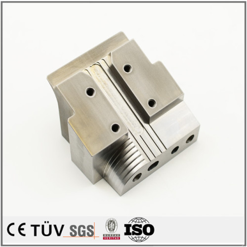 複合機、組装機器などの金属機械部品加工、ステンレス材質パーツ