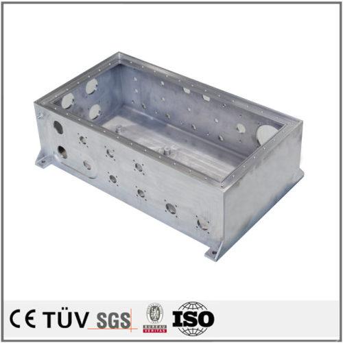 アルミ材質、工場製造業の精密機械部品