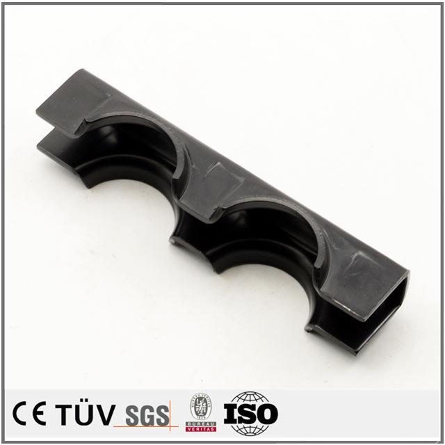 板金加工、曲け加工、表面黒染め、メッキ処理などの金属機械部品