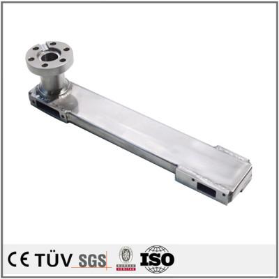 工業用自動化装置の精密な金属溶接部品