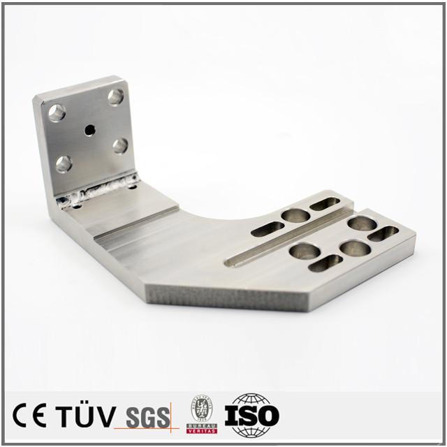 簡単から複雑まで溶接金属部品、大連メーカー高精密加工