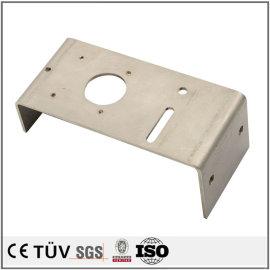金属板金加工、表面塗装処理、高品質金属機械部品