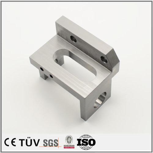SUS材質、マシニングセンター加工した金属機械部品