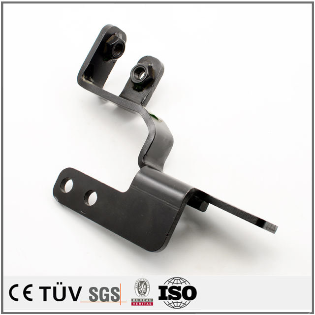 曲げ板金構造部品、表面黒染め処理、腐蝕防止などの高精密設備