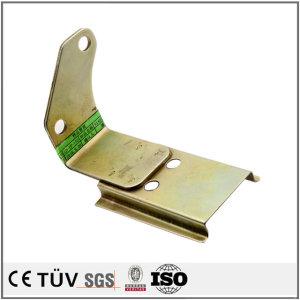 精美板金精工品、表面特殊工芸を処理した板金機械パーツ