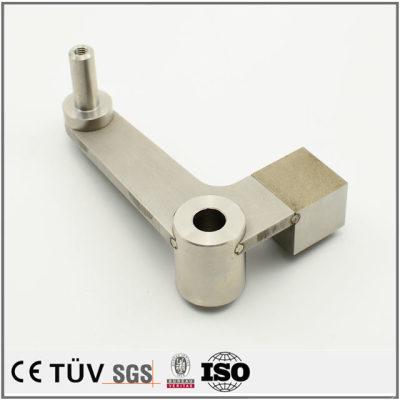 ステンレス、アルミ、鉄などの金属溶接機械部品、大連メーカー