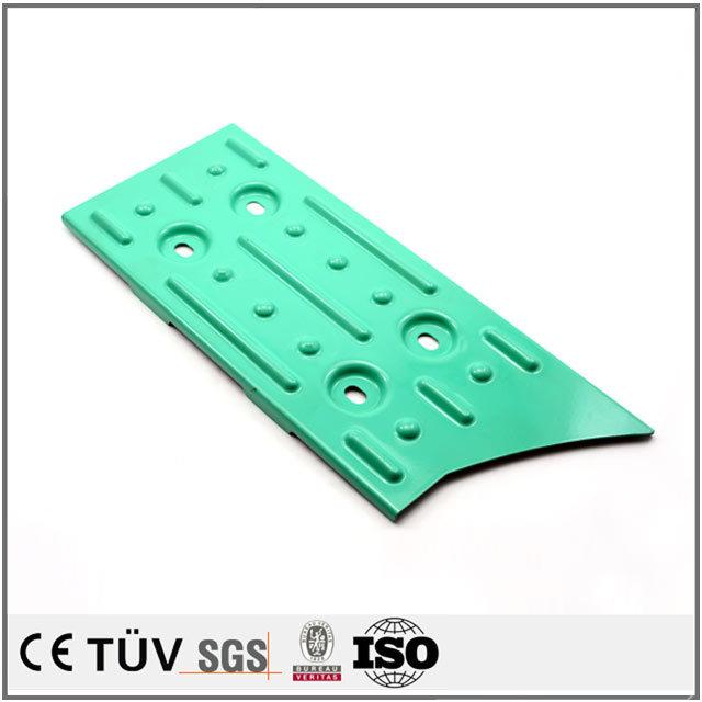 精密板金加工、大連メーカー製造、表面黒染め、無電解ニッケルメッキなど処理部品