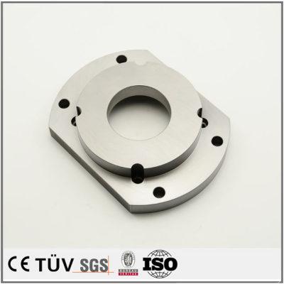 ステンレス材質、5軸複合機加工部品、無電解ニッケルなどの精密機械部品