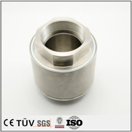 素鋼、ステンレス材質、精密機械加工品、包装機、印刷機用