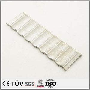 平板板金製造、精密加工、無バフ、高品質金属機械部品