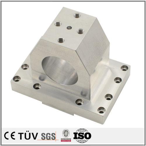 5軸複合機加工部品、ワイヤカード、アルマイト処理などのアルミ金属機械パーツ