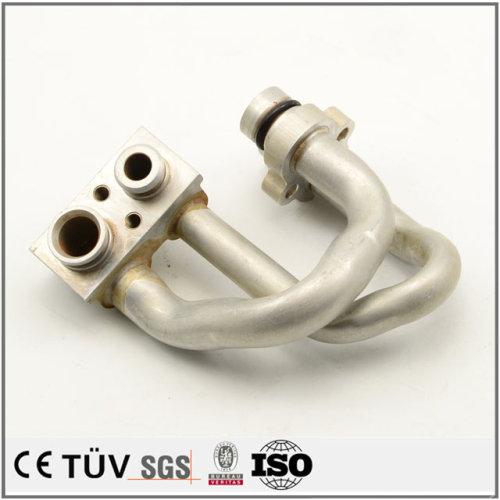 アルミ材質ステンレス材質、板金管を曲け加工、建築機械、工業機械などの精密加工