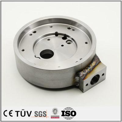 小型金属溶接部品、焼入れ焼き戻し、高品質金属機械部品