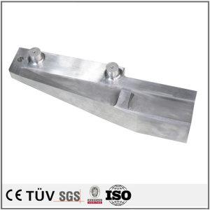 精密加工アルミ金属部品、無電解ニッケルめっき、表面研磨バフなどの高品質金属パーツ