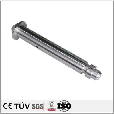 ステンレス材質、焼入れ部品、表面メッキ処理などの高精密設備
