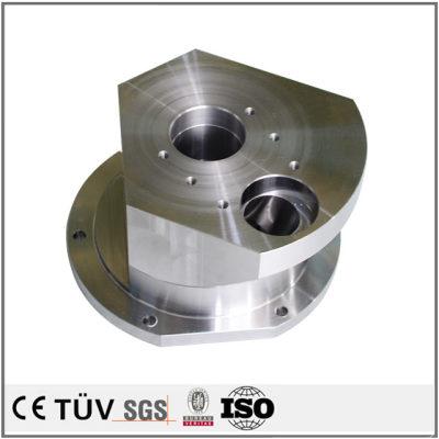 精密大連機加工部品、ステンレス材質、産業用、産業用などの高品質機械パーツ