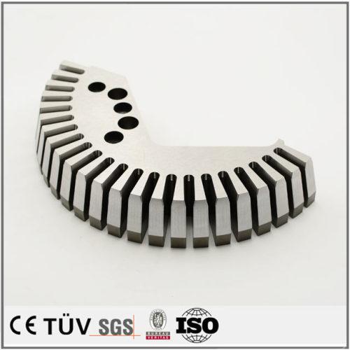 ギャ部品加工、NC旋盤加工、ワイヤカードなどのステンレス金属機械部品