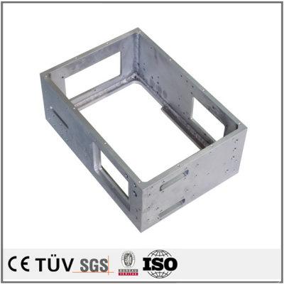 大連メーカー溶接加工、多種溶接方法したの高精密設備部品