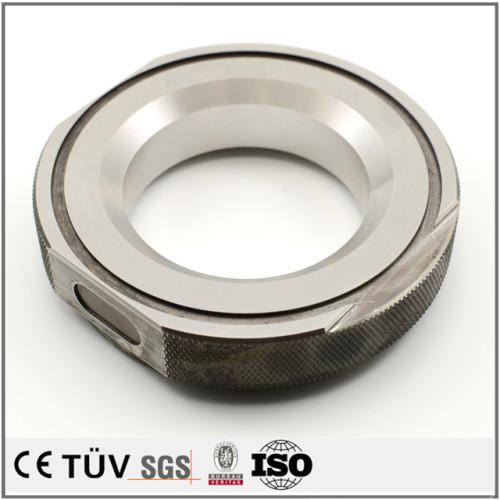 高周波焼入した金属機械部品、単品からロッドまで大連メーカー製造