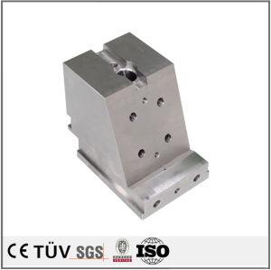 ステンレス金属機械加工、工業用、産業用、建築用などの高品質部品