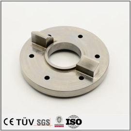 ステンレス材質、マシニングセンター加工、ワイヤカードなどの高品質部品