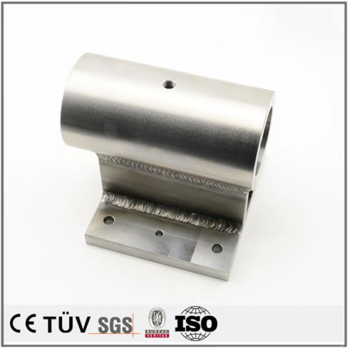 小型金属溶接、精密加工、製造業用などの金属溶接部品