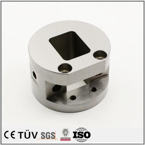 ステンレス各種類の機械加工製品のご対応いたします。
