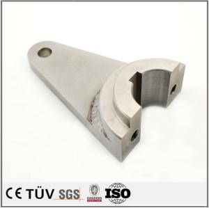 鉄またステンレス材質など、マシニングセンター加工の製造業金属機械設備