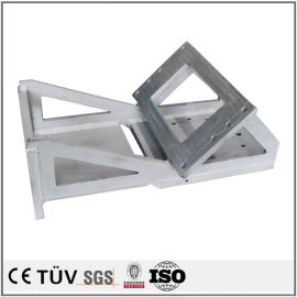 工業用溶接金属部品、ステンレス材質、鉄材質、多彩な溶接機械パーツ