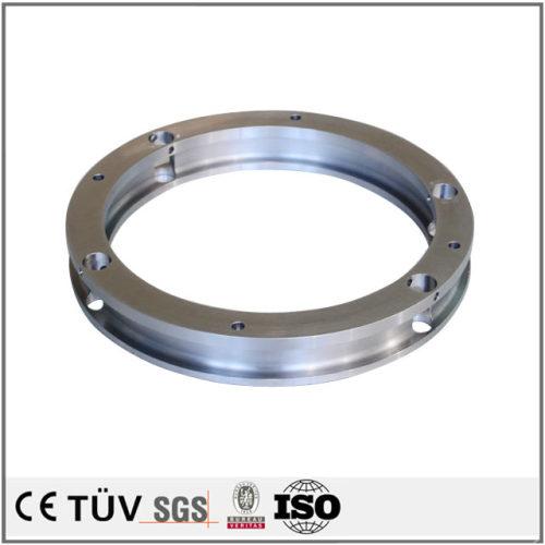 海外輸出精密金属機械部品加工、ステンレス材質、旋盤加工、フライス盤加工など高品質設備