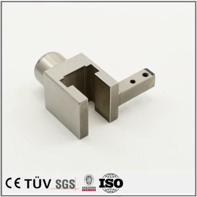 標準NC旋盤加工、マシニングセンター加工、無電解ニッケル処理などの高品質機械部品