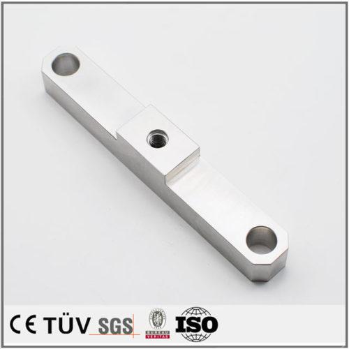 小型金属アルミ材質加工、フライス盤加工、マシニングセンター加工などの高精密金属部品