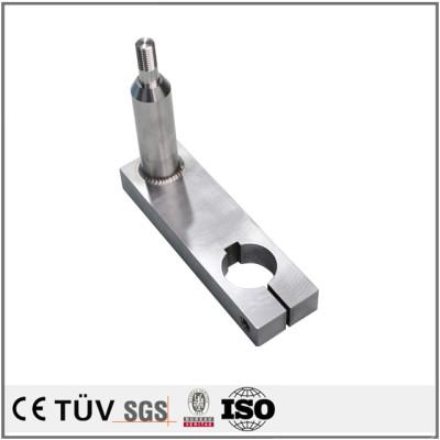 中国大連製造、精密溶接部品、建築用、工場用の高品質パーツ