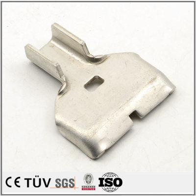 包装機、印刷機、自働装置用などの金属板金加工