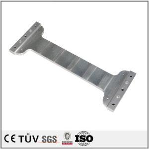 アルミ材質、NC旋盤加工、フライス盤加工、ワイヤカードなどの高品質部品