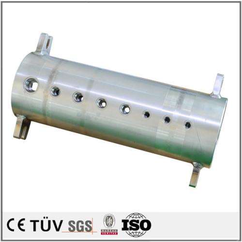 各金属板溶接部品、精密部品を生成した金属機械部品