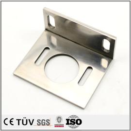 不锈钢材质 钣金折弯件 表面处理镀锌
