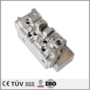 精密模具生产,DH2F压铸模具,用于液体金属压铸成形,自动装置机械部品