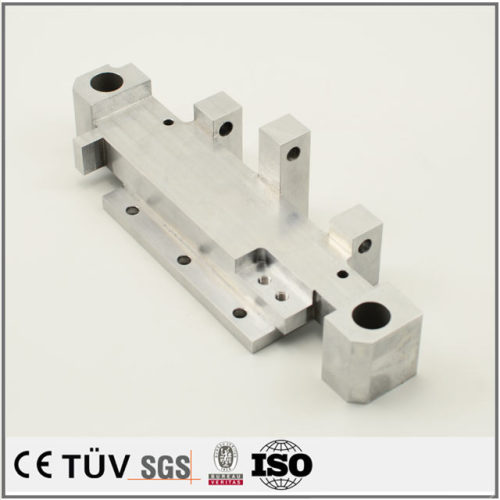 高精密铝合金精密加工件 CNC加工  印刷机包装机用零部件