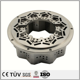 S45C材质 精密车铣复合加工机加工件,应用于汽车配件