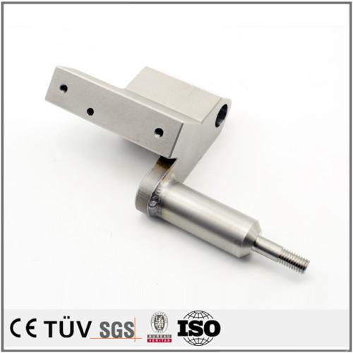 CNC外圆内磨加工,车床加工, 高精度定制焊接加工