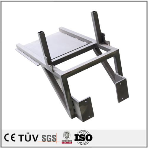 金属材,钣金焊接件,运输轨道用,大型机械用工具