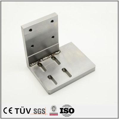 大连工厂定制焊接加工件,SUS304材,分析仪器用配件