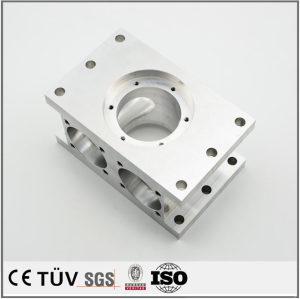 精密铝加工 五轴加工中心加工零部件 激光切割加工